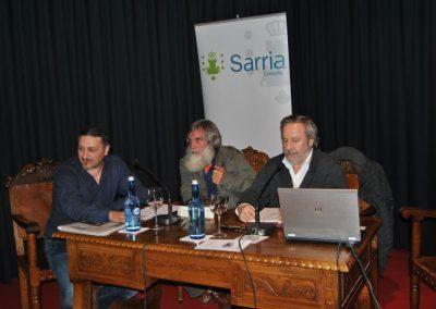 con mini e mero, congreso patrimonio cultural inmaterial galego sarria 2010